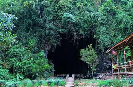 غار گومانتوگ، مکانی وحشتناک در مالزی (+تصاویر)