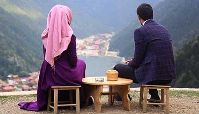 ۱۴ نشانه که میگوید با همسرتان تفاهم دارید
