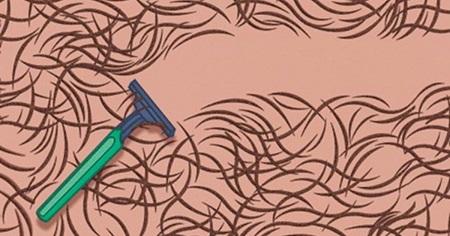 فواید موهای زائد ناحیه تناسلی چیست؟ نقش موهای زائد تناسلی در حس جنسی